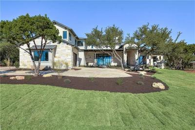 Reserve A Lake Travis, Reserve At Lake Travis, Reserve At Lake Travis Rev Single Family Home For Sale: 18601 Flying J Blvd
