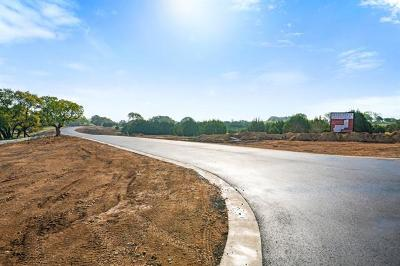 Liberty Hill Residential Lots & Land For Sale: 513 Verbena Blossom Blf