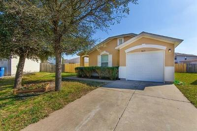 Austin Single Family Home For Sale: 8613 Claude Ct