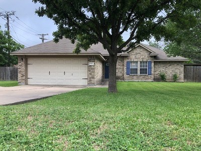 Pflugerville Single Family Home For Sale: 900 N Railroad Ave