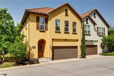 Austin Condo/Townhouse For Sale: 11920 Terraza Cir #TH35