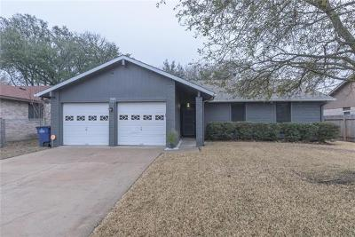 Single Family Home For Sale: 7603 West Gate Blvd