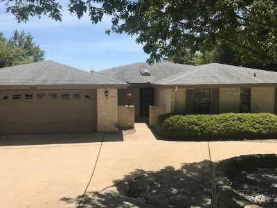 Lago Vista Single Family Home For Sale: 3822 Capitol Ave