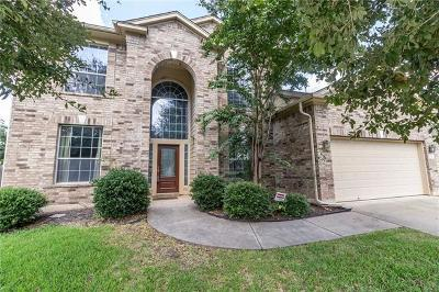 Travis County, Williamson County Single Family Home For Sale: 2808 Alsatia Dr