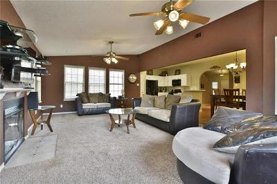 Round Rock TX Single Family Home For Sale: $270,000