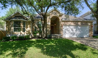 Hays County, Travis County, Williamson County Single Family Home For Sale: 10609 Thoroughbred Dr
