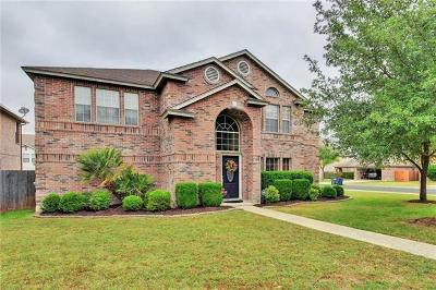 Cedar Park Single Family Home For Sale: 1508 Somerset Canyon Ln