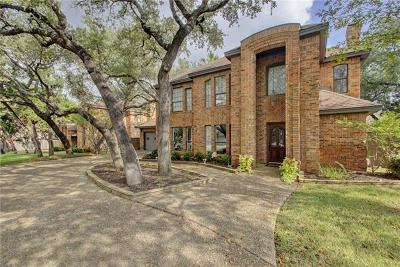 Single Family Home For Sale: 7405 Jester Blvd