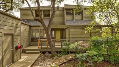 Austin Single Family Home For Sale: 8507 Appalachian Dr