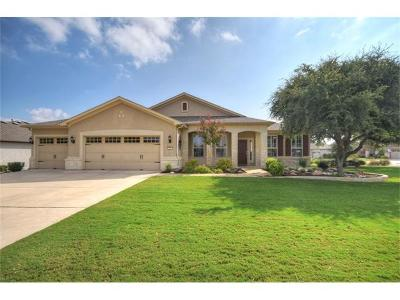 Georgetown Single Family Home For Sale: 102 Powder Creek Cv