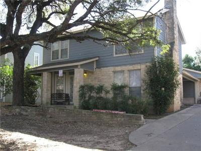 Multi Family Home For Sale: 1609 Cinnamon Path