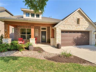 Travis County, Williamson County Single Family Home For Sale: 9550 Savannah Ridge Dr #10