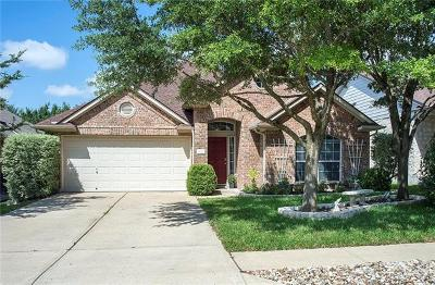 Round Rock Single Family Home For Sale: 8120 Campeche Bay Pl