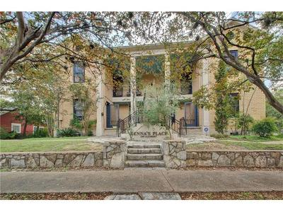Austin Condo/Townhouse For Sale: 209 Academy Dr #2