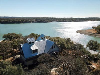 Marble Falls TX Single Family Home For Sale: $1,059,000