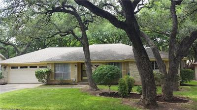 Travis County, Williamson County Single Family Home For Sale: 10308 Mourning Dove Dr