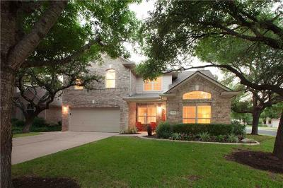 Travis County Single Family Home Pending - Taking Backups: 5225 Trading Bnd