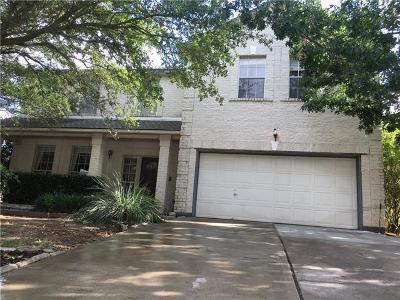 Pflugerville Single Family Home For Sale: 1204 Firebush Dr