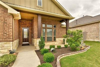 Pflugerville Single Family Home For Sale: 3417 Brown Dipper Dr