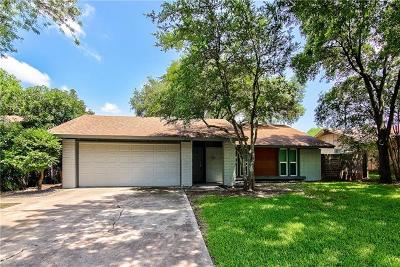 Travis County Single Family Home For Sale: 8909 Briardale Dr