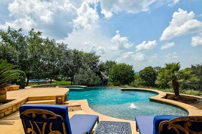 Austin Single Family Home Active Contingent: 908 Lakewood Hills Ter
