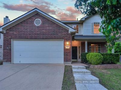 Austin Single Family Home For Sale: 12704 Bransford Cv
