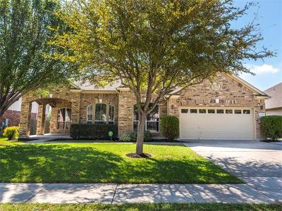 Pflugerville Single Family Home For Sale: 1403 River Birch Way