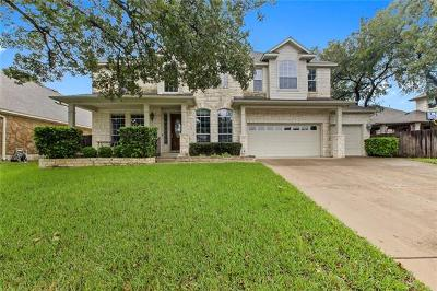 Austin Single Family Home Pending - Taking Backups: 9908 Lisi Anne Dr