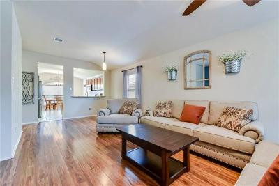 Hutto Single Family Home Active Contingent: 323 Altamont St