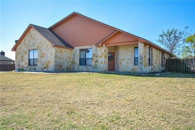 Menard County, Val Verde County, Real County, Bandera County, Gonzales County, Fayette County, Bastrop County, Travis County, Williamson County, Burnet County, Llano County, Mason County, Kerr County, Blanco County, Gillespie County Single Family Home For Sale: 137 Oak Stone Dr