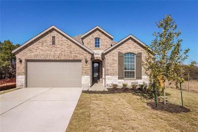 Round Rock Single Family Home For Sale: 3600 Kyler Glen Cv