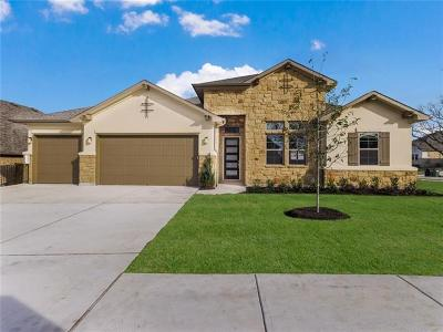 Leander Single Family Home For Sale: 700 Jocosa Ln