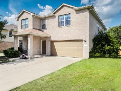 Leander Single Family Home For Sale: 108 Fossil Trl