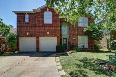 Cedar Park Single Family Home For Sale: 2300 Kerr Trl