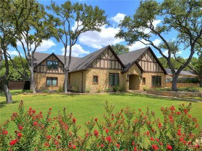Austin Single Family Home For Sale: 3701 Hampton Rd