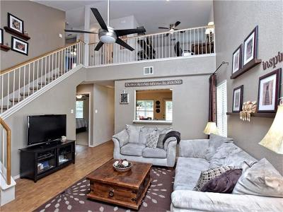 Leander Single Family Home For Sale: 2717 Greenlee Dr