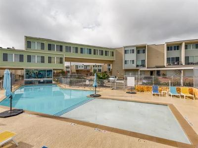 Travis County Condo/Townhouse For Sale: 604 N Bluff Dr #137