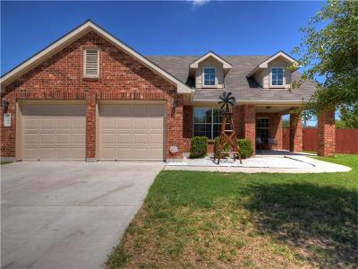 Hutto Single Family Home For Sale: 221 Lucky Clover Ln