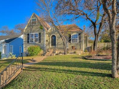 Travis County Single Family Home For Sale: 1501 Newfield Ln
