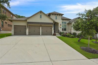 Georgetown Single Family Home For Sale: 1029 Winding Way Dr