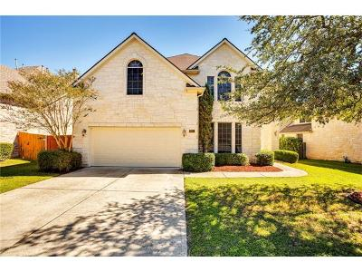 Single Family Home For Sale: 9501 Savannah Ridge Dr