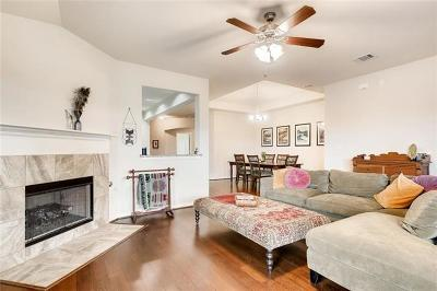 Buda Single Family Home For Sale: 143 Strawberry Blonde Dr