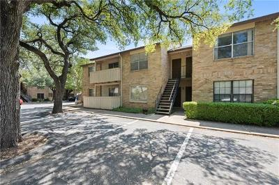 Austin Condo/Townhouse For Sale: 8210 Bent Tree Rd #115