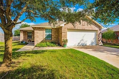 Buda Single Family Home For Sale: 665 Quarter Ave