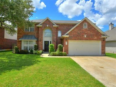 Cedar Park Single Family Home For Sale: 2303 Little Elm Trl