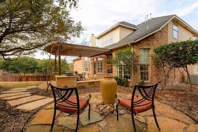 Austin Single Family Home Pending - Taking Backups: 10817 Broken Brook Cv