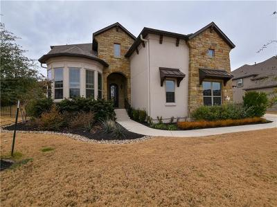Leander Single Family Home For Sale: 2429 Parisio Ct