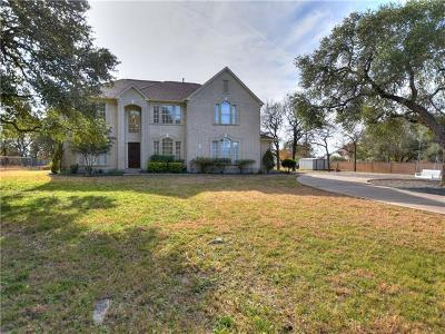 Georgetown Single Family Home For Sale: 1675 Fm 3405