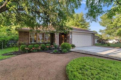 Buda Single Family Home For Sale: 1013 Haleys Way Dr