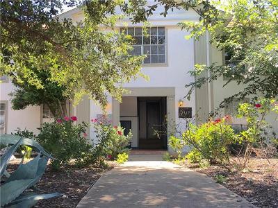 Austin Rental For Rent: 3419 Willowrun Dr #C
